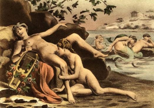Édouard-Henri Avril - Sappho