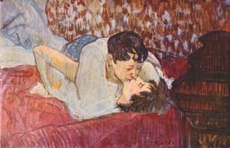 Henri de Toulouse Lautrec - de Kus