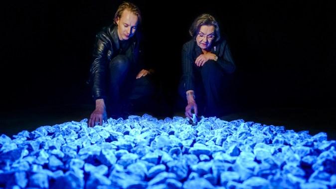 Daan Roosegaarde & Gerdi Verbeet