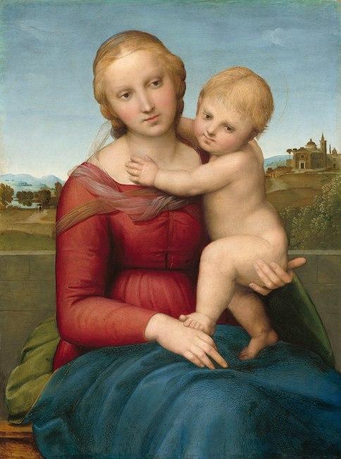 Raphael - Madonna met Kind