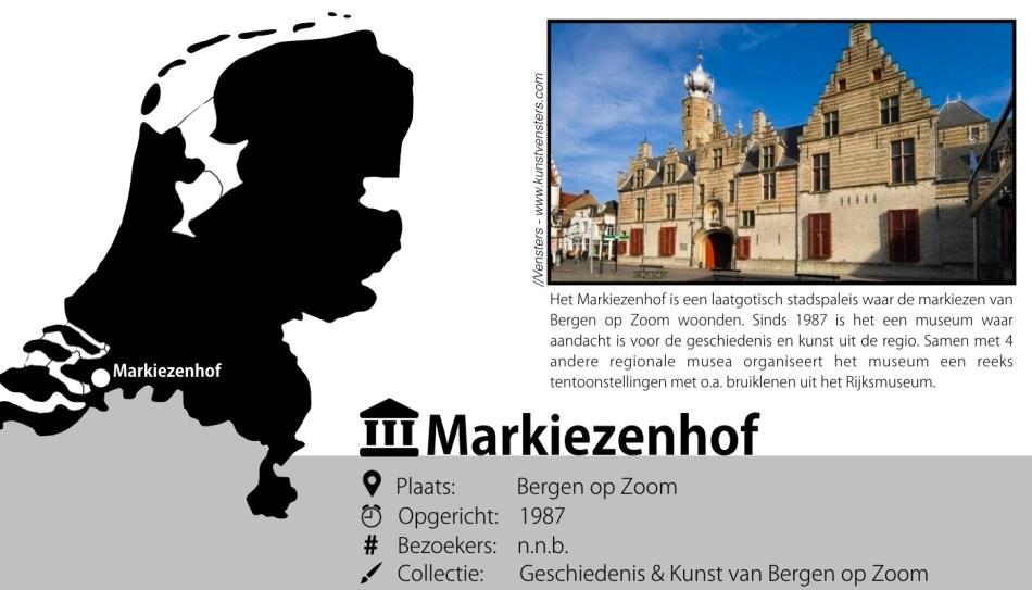 Markiezenhof Bergen op Zoom