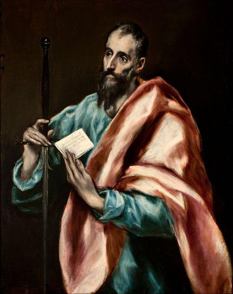 El Greco - Paulus
