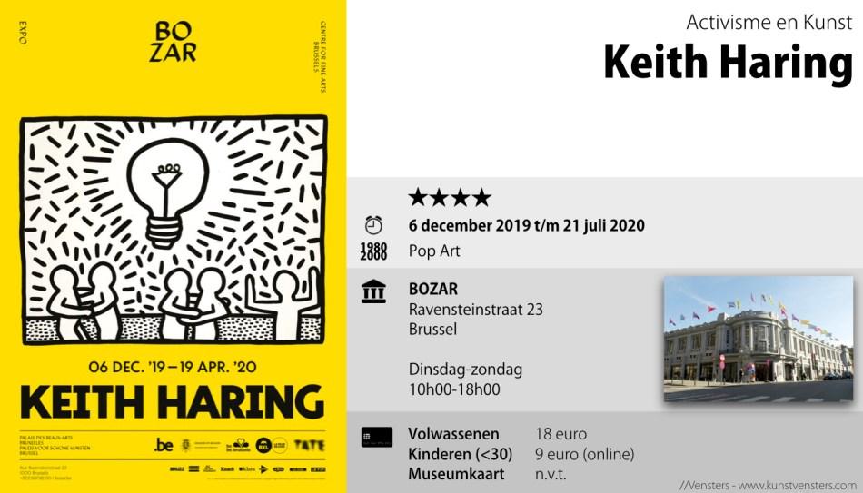 BOZAR - Keith Haring