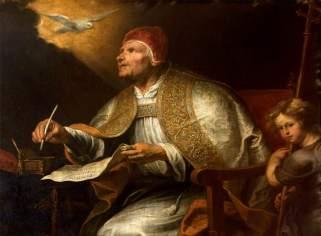 Gerard Seghers - Sint Gregorius