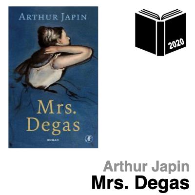 Mrs Degas - Arthur Japin