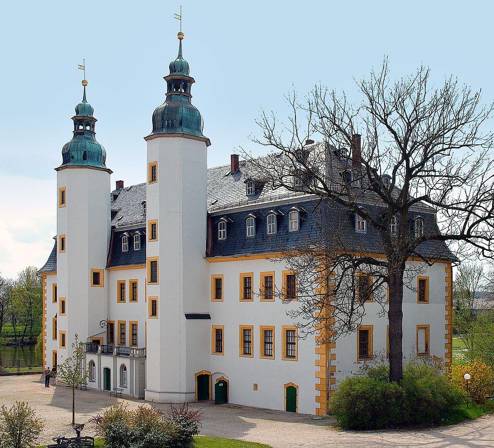 Crimmitschau, Schloss Blankenhain (Foto: André Karwath)