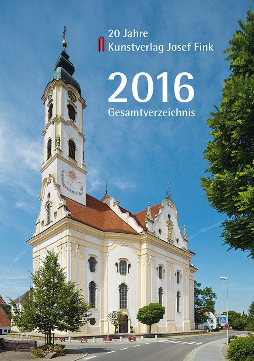 Kunstverlag Josef Fink: Gesamtverzeichnis 2016
