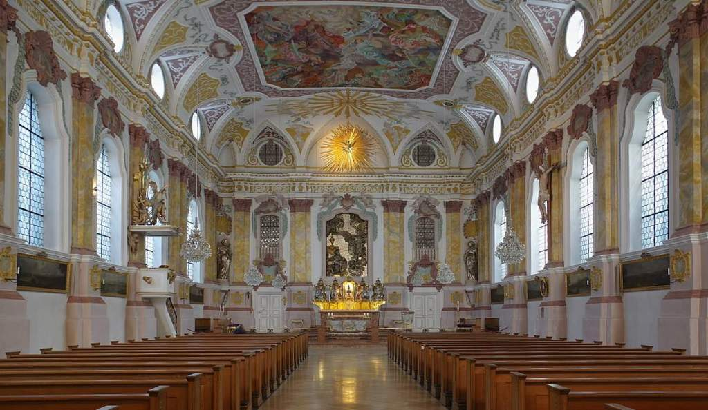 Bürgersaalkirche München (Foto: Berthold Werner, CC BY-SA 3.0, https://commons.wikimedia.org/w/index.php?curid=62146189)