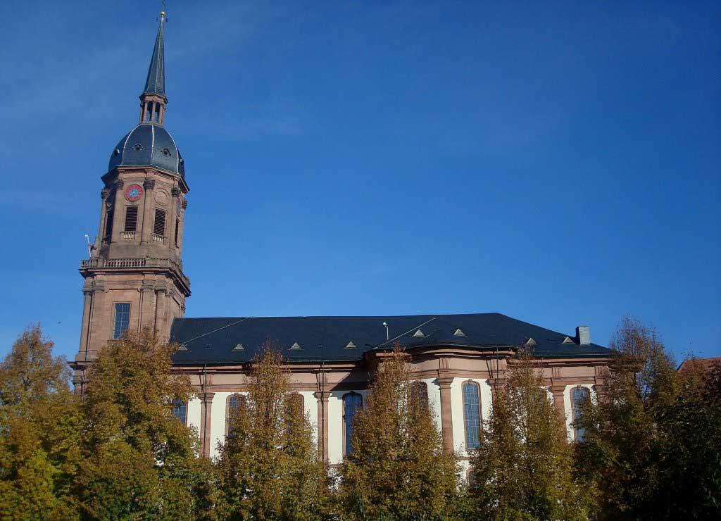 Kloster Schuttern