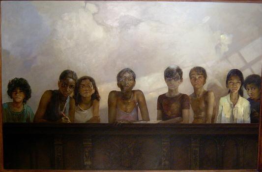 Christoph Wetzel, Das Jüngste Gericht