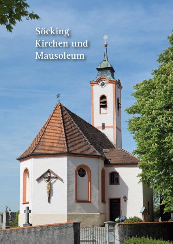 Michael A. Schmid, Kirchen und Mausoleum Söcking, Kunstverlag Josef Fink, ISBN 978-3-95976-178-9