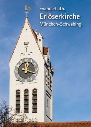 Lothar Altmann, Evang.-Luth. Erlöserkirche München-Schwabing, 32 Seiten, 22 Abb., Format 13,6 x 19 cm, 1. Auflage 2018, Verarbeitung: Broschur Klammerheftung, Kunstverlag Josef Fink, ISBN 978-3-95976-179-6