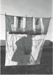 Gilbert Mazliah Drap blanc (de la Lessive) 1977 Objet –relief, pliable, Mischtechnik 230x180x8 cm ©Gilbert Mazliah