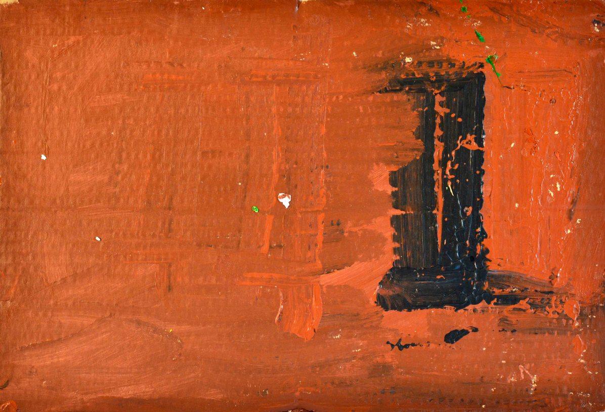 Alois Behr: Die Türe
