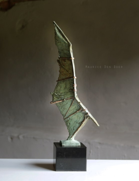Icarus WIng Sculpture