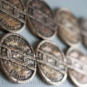 bronzen penningen ontwerp maken