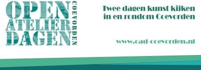 Open Atelier Dagen Coevorden - OAD 2020