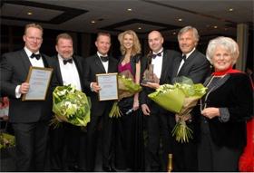 Maurice Den Boer bronzen beelden | Business Award Automotive Branche