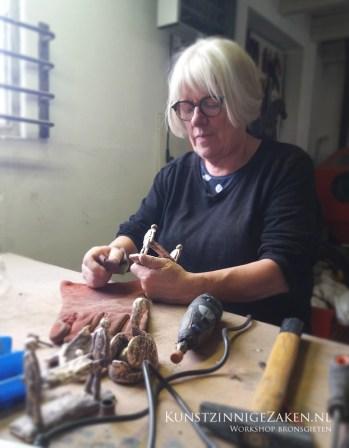 Bronsgieten workshop