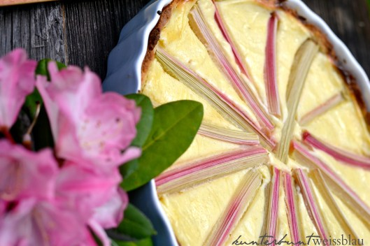 Rhabarbercheesecake I