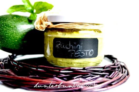 Zucchinipesto II