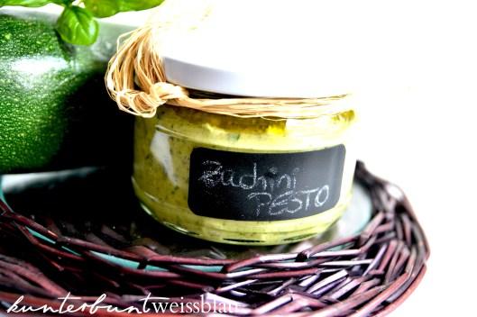 Zucchinipesto IV