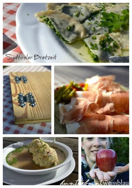 Südtirol Food Schrift kbw
