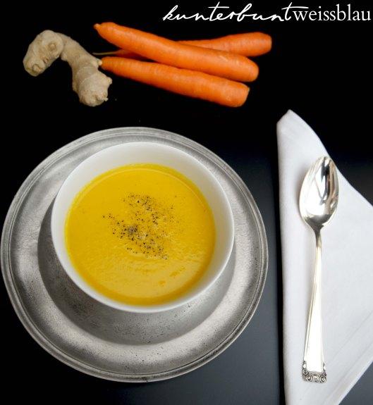 Karotten Suppe II