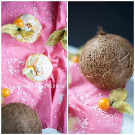 Kokosmuffins I