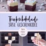 Chocolate Lolly Trinkschokolade Wie Geschenk Weihnachten Diy Diy Geschenk Design Magazin