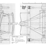 Horse Drawn Vehicle Wagon Plans Drawings
