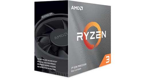Urutan AMD Ryzen 3