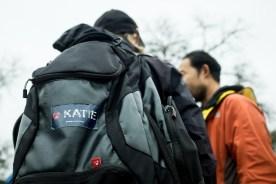 KFC's support, aka Mr. Katie Compton (I think).