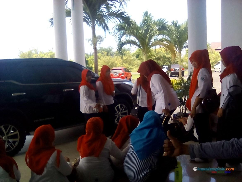 Berkas Bidan PTT Seluma Melayang ke Palembang