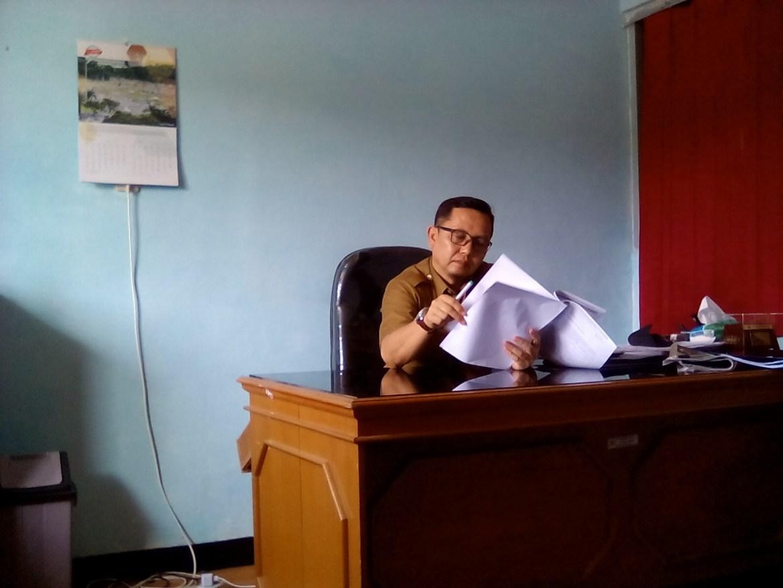56 Wilayah Dilaporkan Blank Spot, Kominfo Seluma Cek Ulang