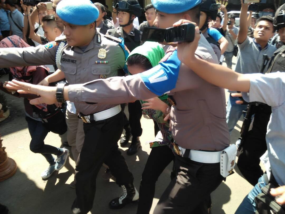 Istri Gubernur Ridwan Mukti Diduga Terjaring OTT KPK