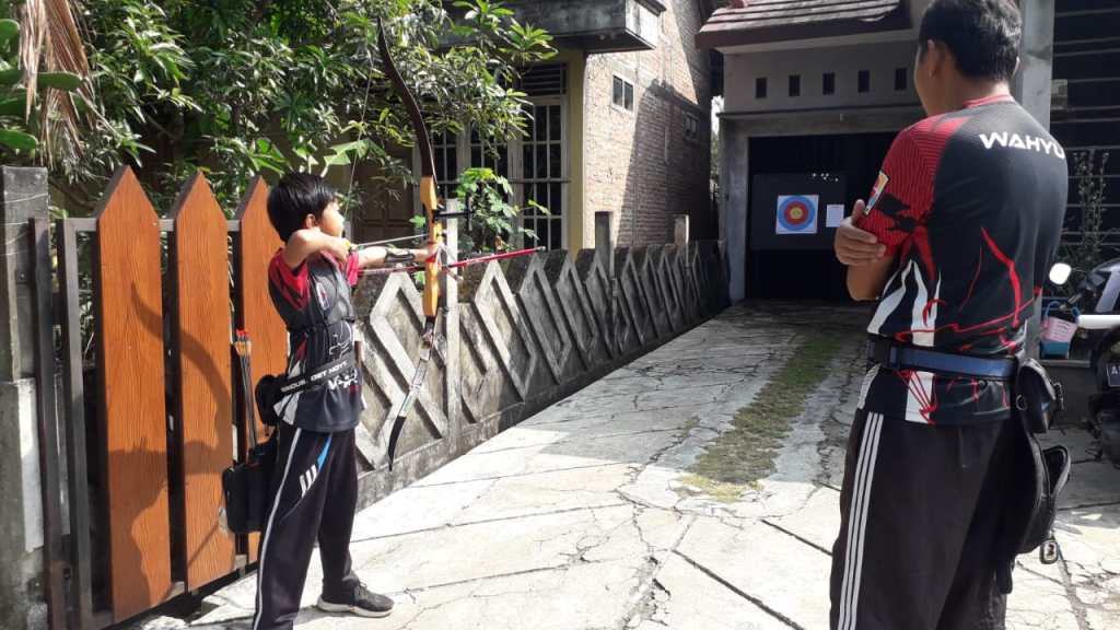 Klub Panahan MPRO Archery Kepanewon Patuk Gunungkidul