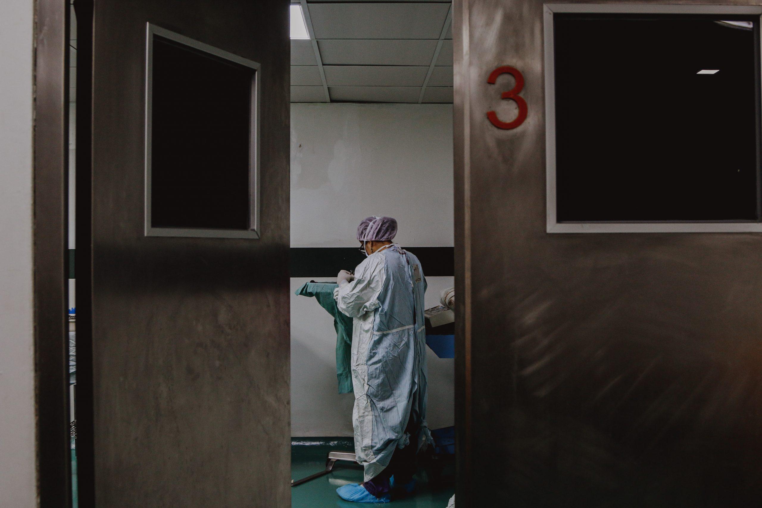 Tenaga Kesehatan Gunungkidul Terpapar COVID 19