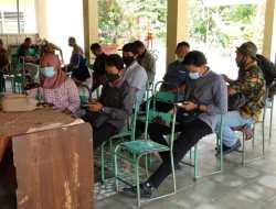 Peserta Ujian Pamong Jogoboyo Geruduk Kantor Lurah Sampang, Suharman: Silahkan Menempuh Jalur Hukum