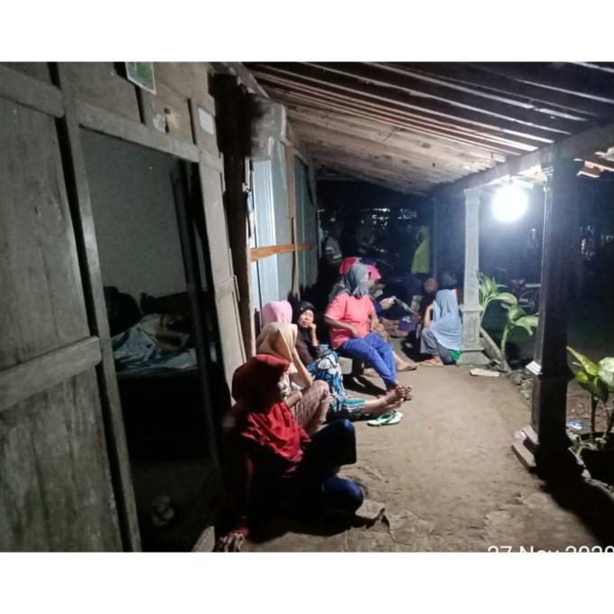 Suasana Rumah Korban