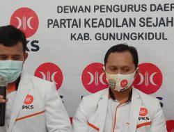 Pengurus Baru, PKS Gunungkidul Siapkan Kader Terbaik Maju Calon Bupati Pada Pilkada 2024
