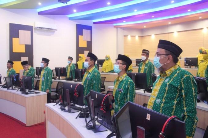 Peringatan Milad SMK Muhammadiyah 1 Wonosari ke 53