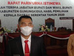 Bupati Sunaryanta Tak Akan Ambil Gaji Selama Menjabat