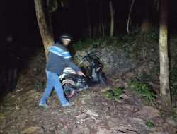 Ditinggal Merumput, Honda Beat Digondol Maling