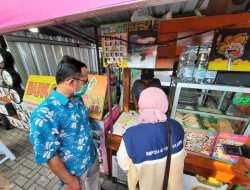 BBPOM Temukan Makanan Berbahan Boraks di Taman Kuliner Wonosari