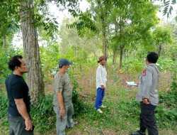 Maling Motor Beraksi di Hutan Paliyan, Revo Milik Sukoyo Raib Saat Ditinggal Cari Belalang