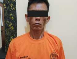 Nyolong Kacang Tanah, Pria Paruh Baya Dibekuk Polisi