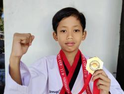 Dua Siswa Sekolah Swasta Ini Maju Lomba Taekwondo International Championship di Filiphina