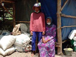 Terjerat Hutang BDG, Harta Ludes, Ngadiono Dan Keluarganya Tinggal di Kandang Sapi