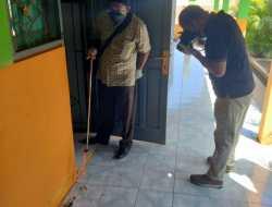 Bobol Pintu Sekolah, Pencuri Gondol 4 Laptop Senilai Jutaan Rupiah